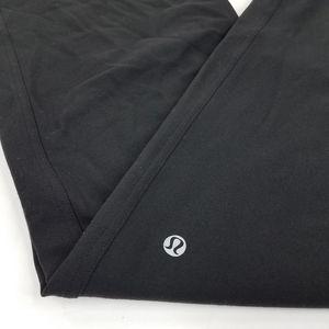 lululemon athletica Pants - LULULEMON MEN'S ATHLETIC PANTS BLACK SIZE L